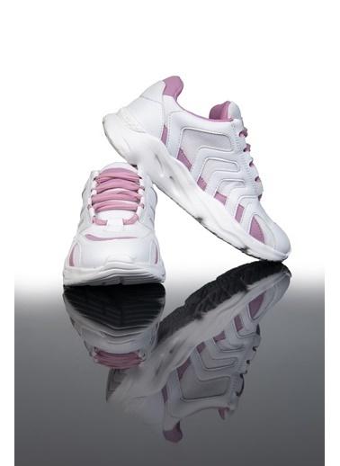 Letoon Ltn20 Çocuk Spor Ayakkabı Beyaz